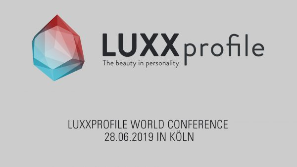 LUXXprofile World Conference 2019